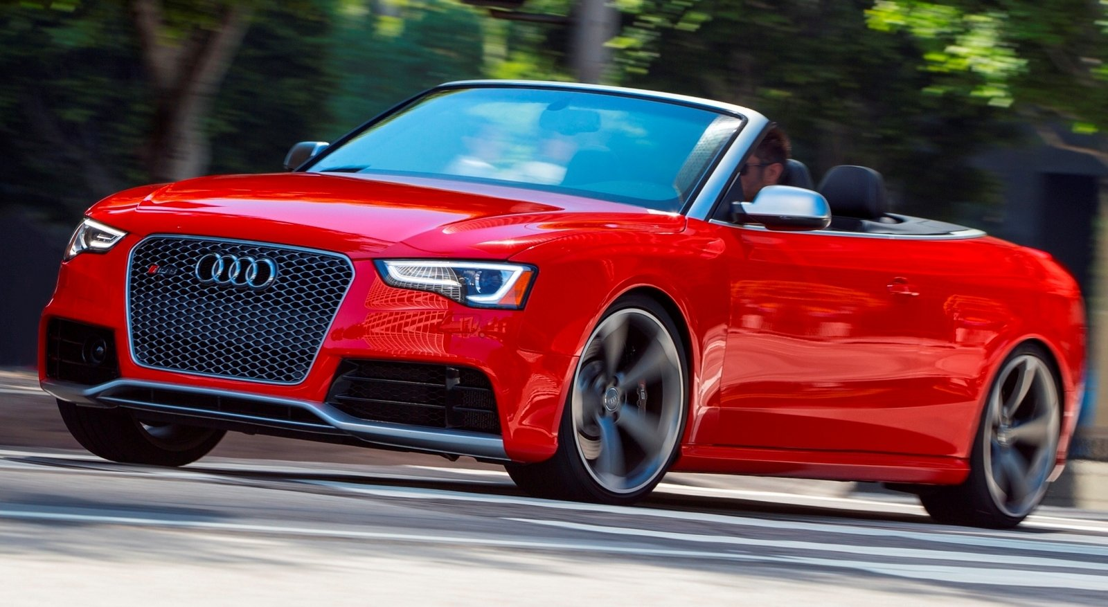 2014 Audi Rs5 Cabriolet Top Speed