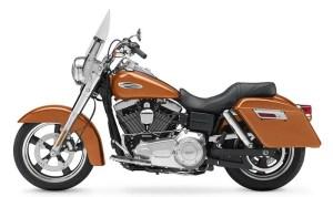2014 Harley Davidson Dyna Switchback | Top Speed