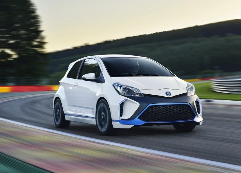 toyota yaris ts trd all new kijang innova 2018 reviews specs prices photos and videos top speed 2013 hybrid r concept