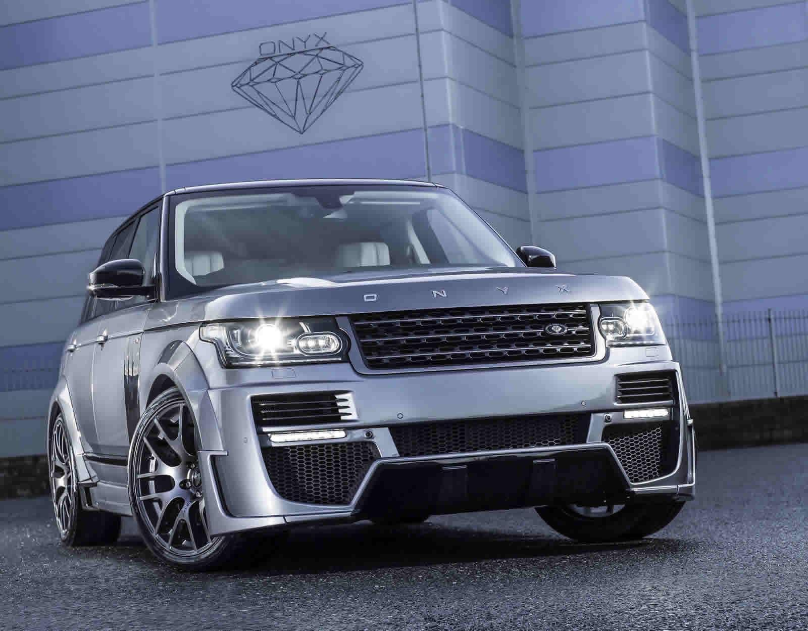 2013 Land Rover Range Rover Aspen Ultimate Series By yx Concept