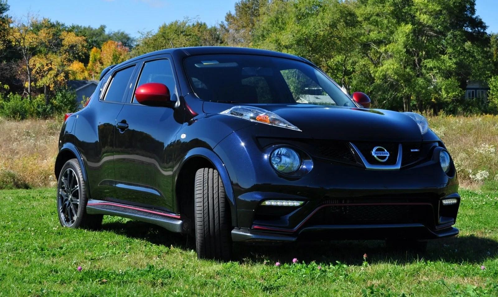 2014 Nissan Juke NISMO  Driven  Top Speed