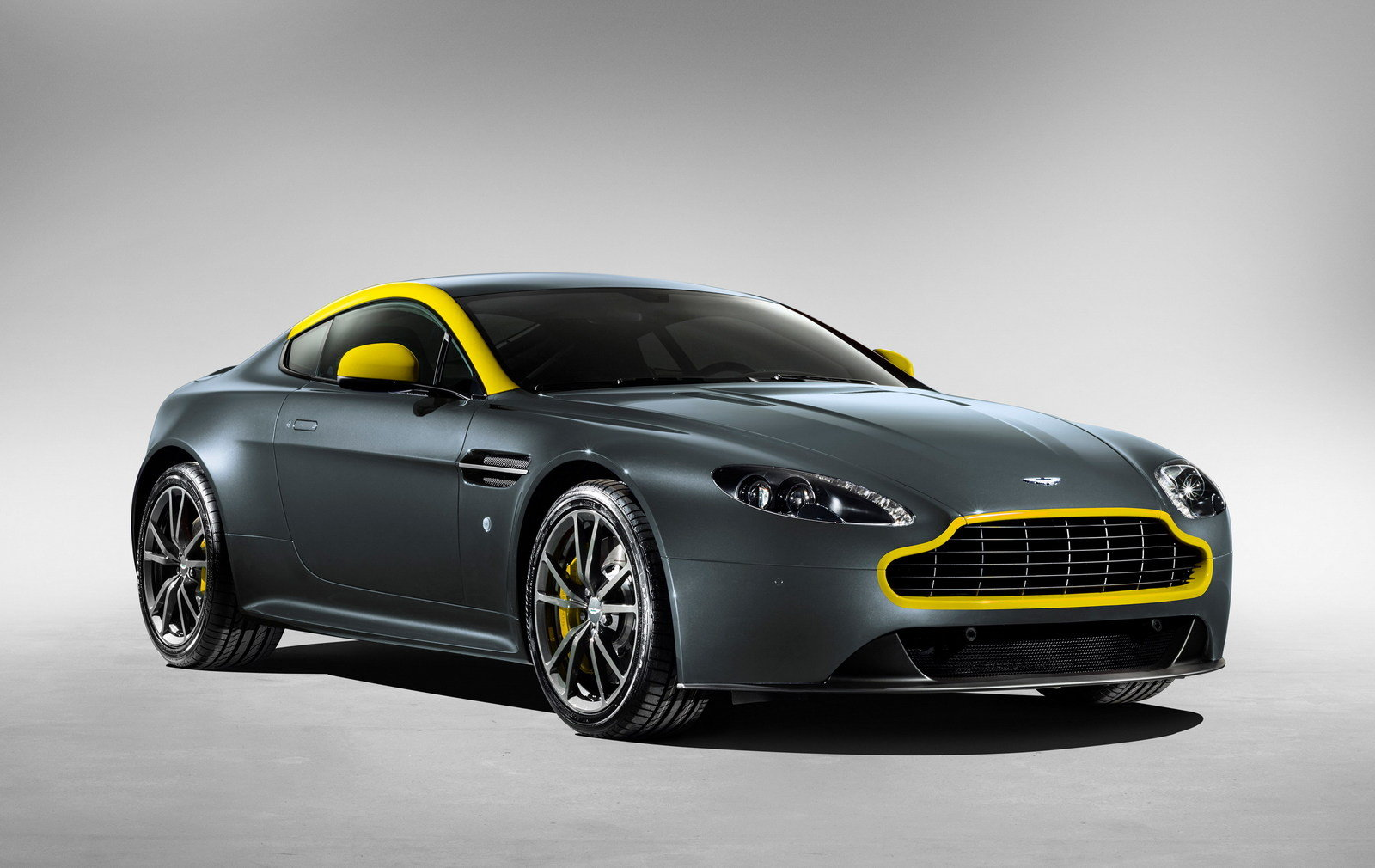 2015 Aston Martin V8 Vantage N430 Review  Top Speed