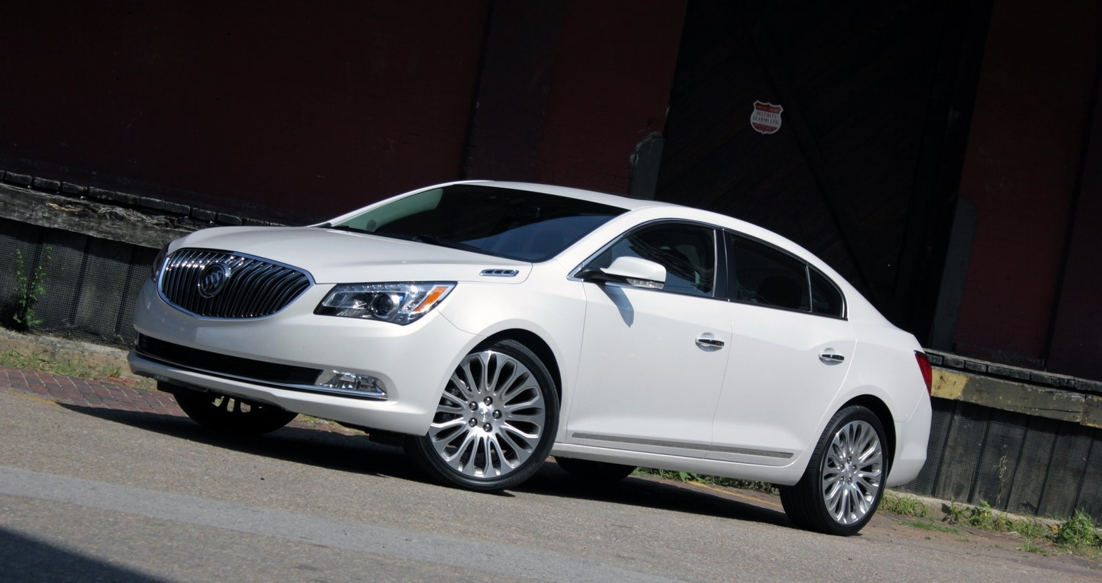 2015 Buick LaCrosse  Driven  Top Speed