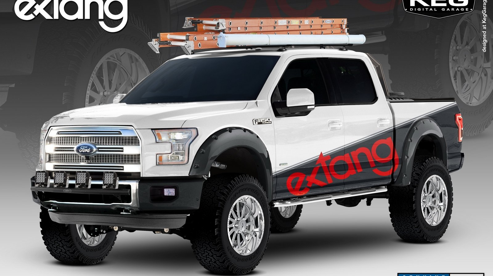 2015 ford f 150 by extang top speed