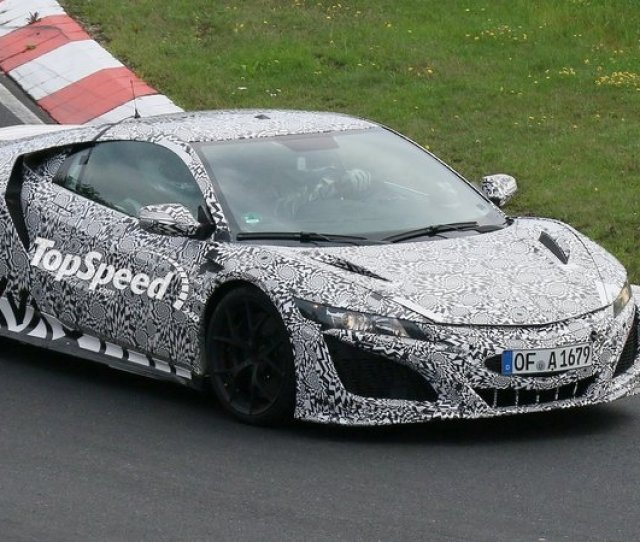 Honda Nsx Order Books Are Already Closed In The Uk