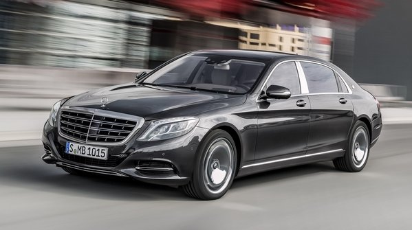 2016 Mercedes Maybach S Class Review Top Speed