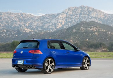 Volkswagen Golf R 400 Car Review Top Speed