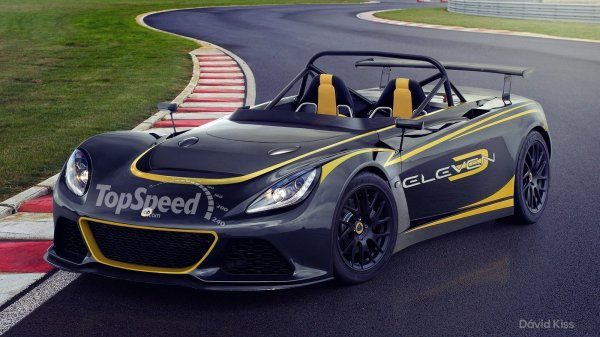 2016 Lotus 3-eleven - 624293 Car Top Speed