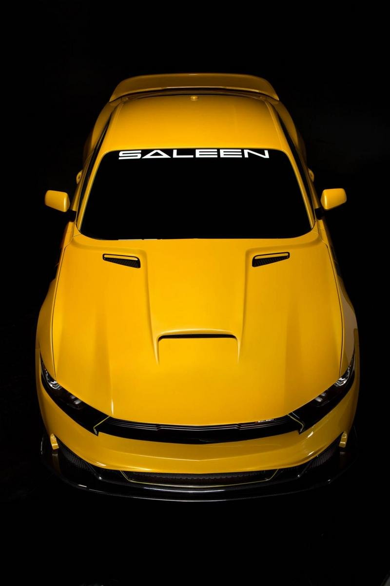 2015 Saleen Mustang For Sale : saleen, mustang, Saleen, Black, Label, Speed