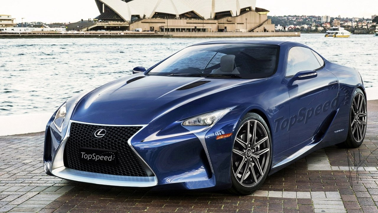Rumors Swirl About A 550 Horsepower Lexus LC 500 And A 400