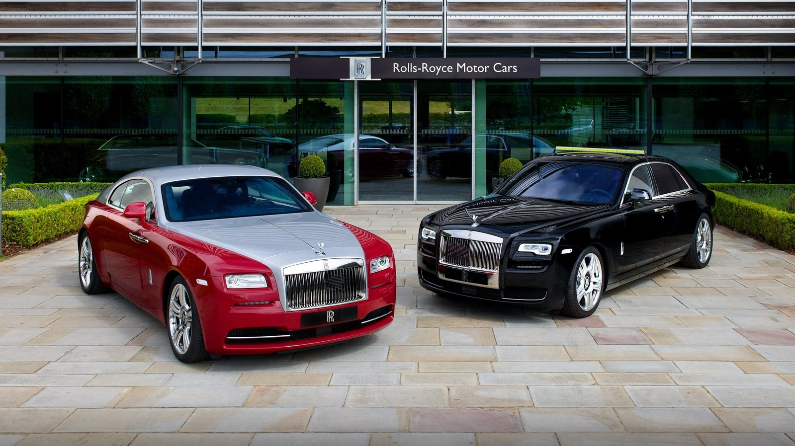 Roll Royce Car Hd Wallpaper Rolls Royce Unveiled Two One Off Cars At Goodwood Top Speed