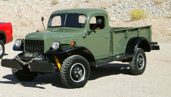 Willys Wiring Diagram 1946 Dodge Power Wagon Review Gallery Top Speed