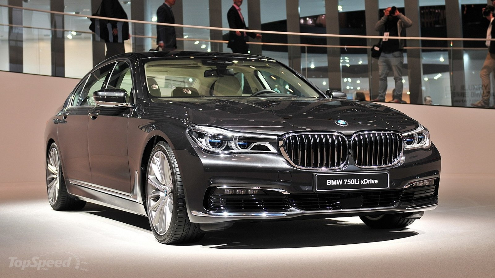2016 Bmw 7 Series Review  Top Speed