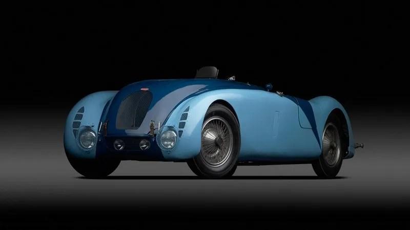 3d Wallpaper Classic Car 1937 Bugatti Type 57 G Tank Top Speed