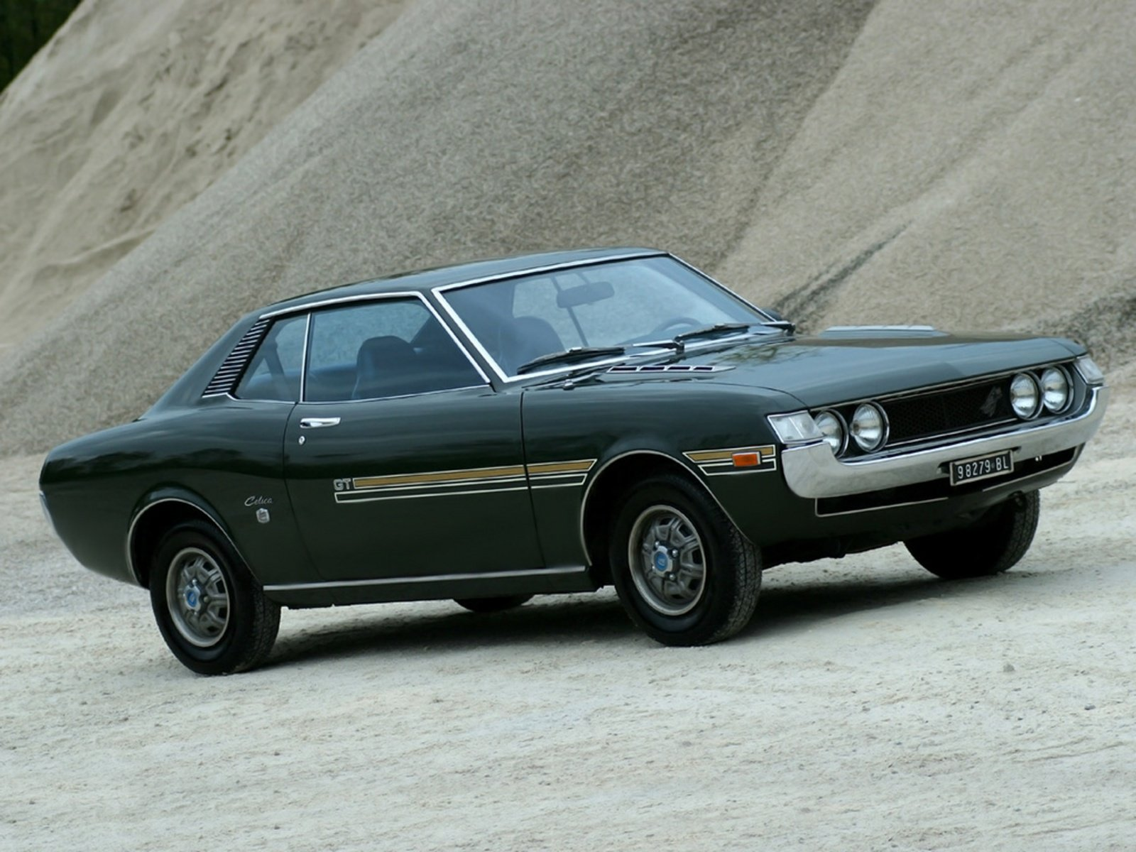 We recommend our users to update the browser. 1970 1977 Toyota Celica Top Speed