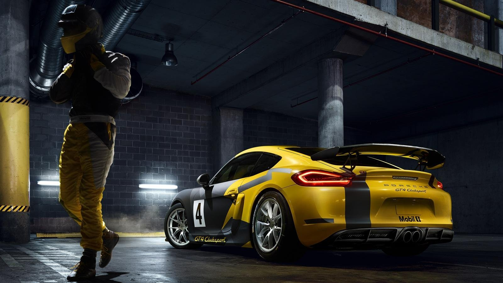 Porsche Cayman Wallpaper Cars 2016 Porsche Cayman Gt4 Clubsport Picture 656574 Car