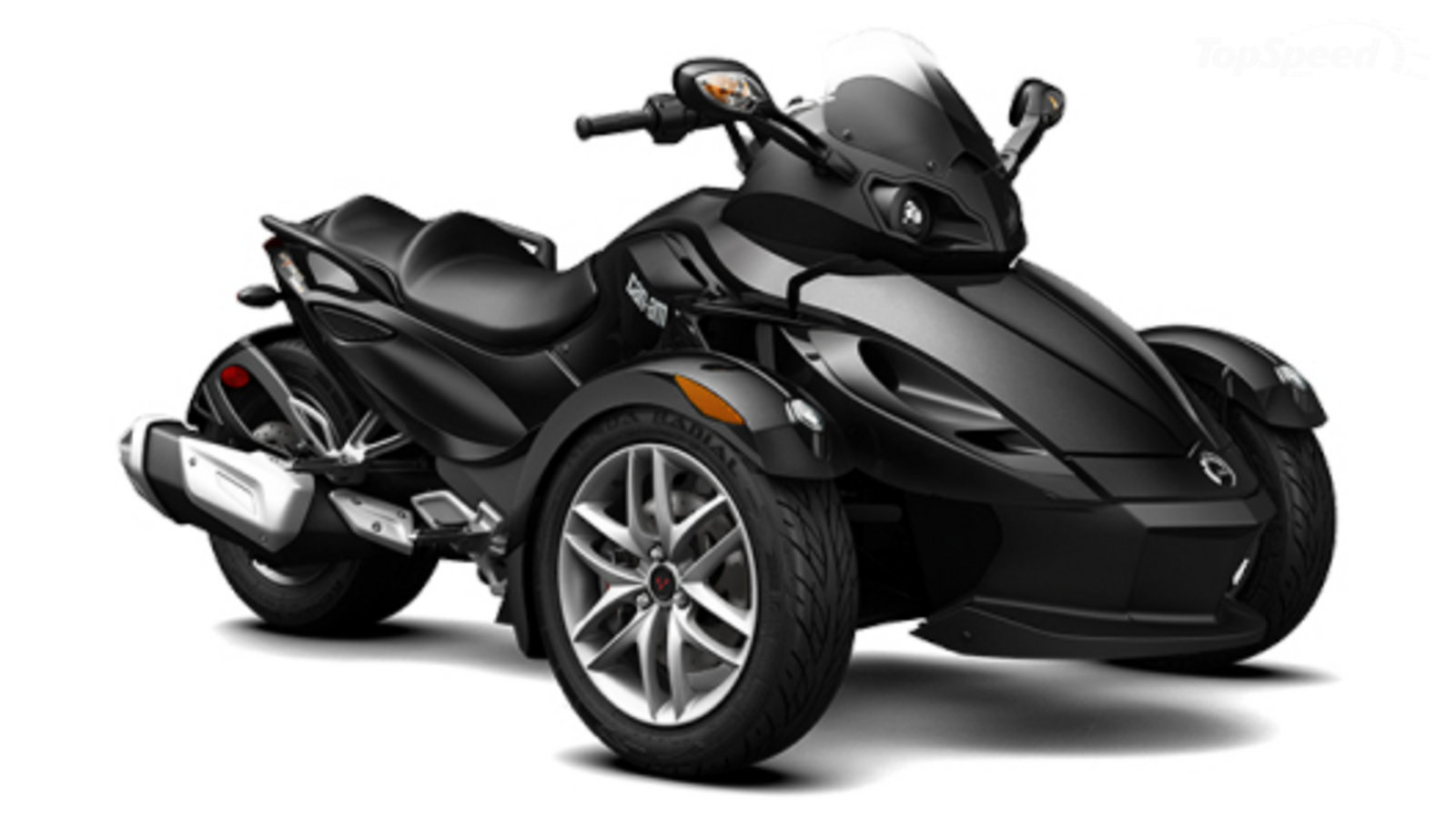 2016 Can Am Spyder RS Review Gallery Top Speed
