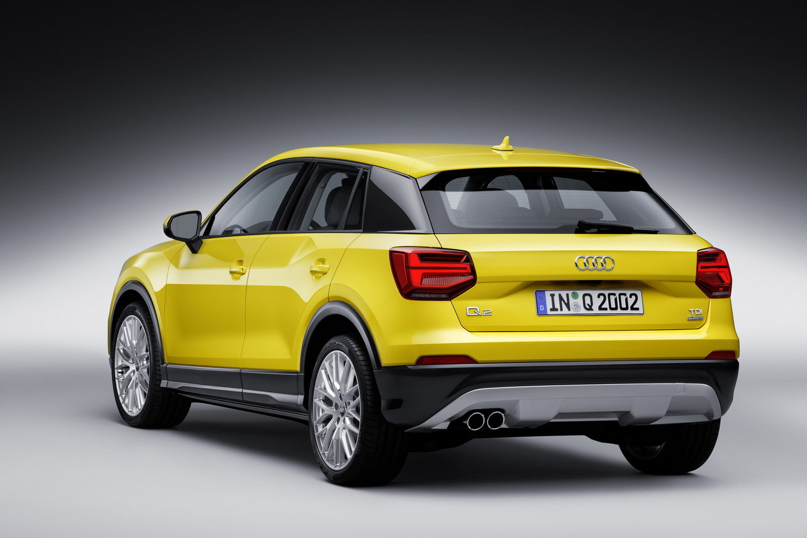 2017 Audi Q2  Picture 667659  Car Review @ Top Speed