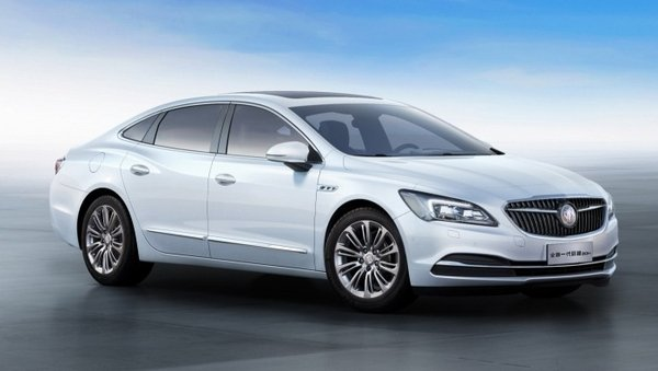 2017 Buick LaCrosse Hybrid Electric Vehicle Review Top Speed