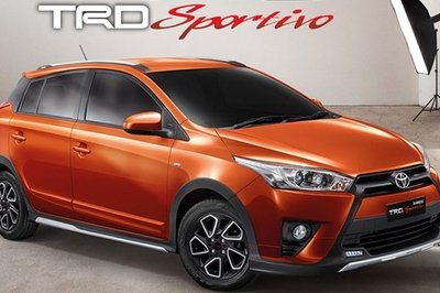 toyota yaris trd sportivo manual 2012 jual grand new veloz reviews specs prices photos and videos top speed 2016