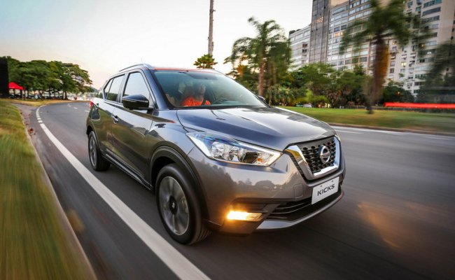2017 Nissan Kicks Review Top Speed