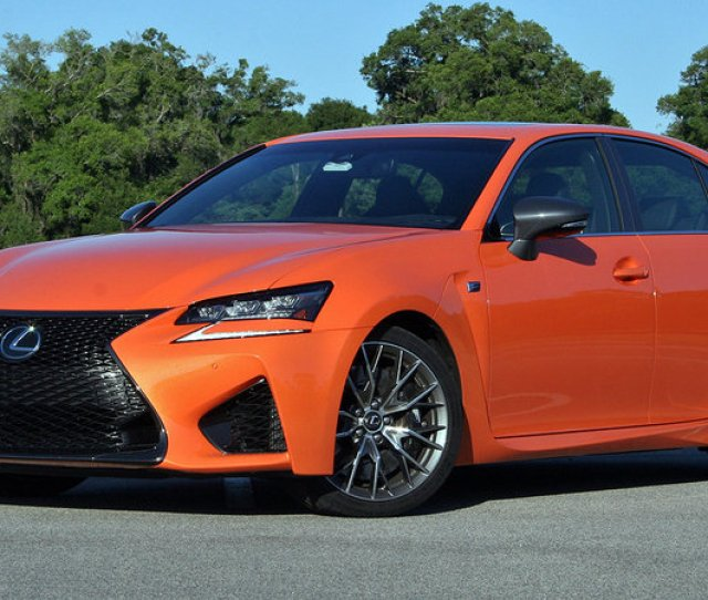 Lexus Gs F Driven