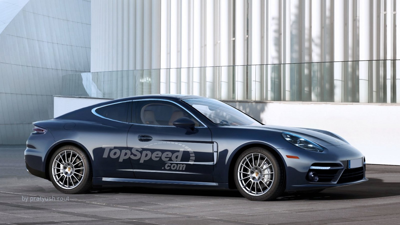 2019 Porsche Panamera Coupe Review  Top Speed
