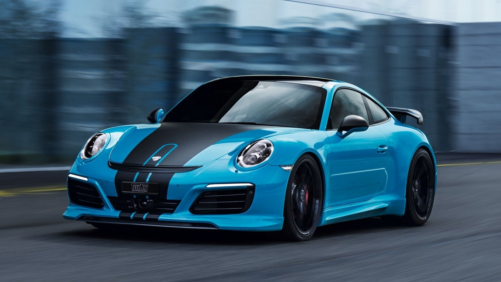 2016 Porsche 911 Turbo S By Techart Pictures Photos Wallpapers And