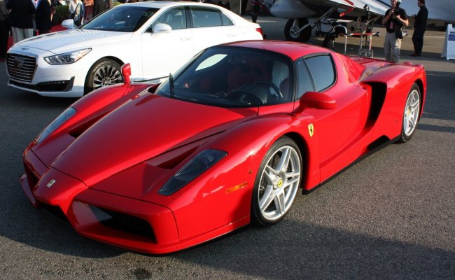 2003 2004 Ferrari Enzo Review Top Speed