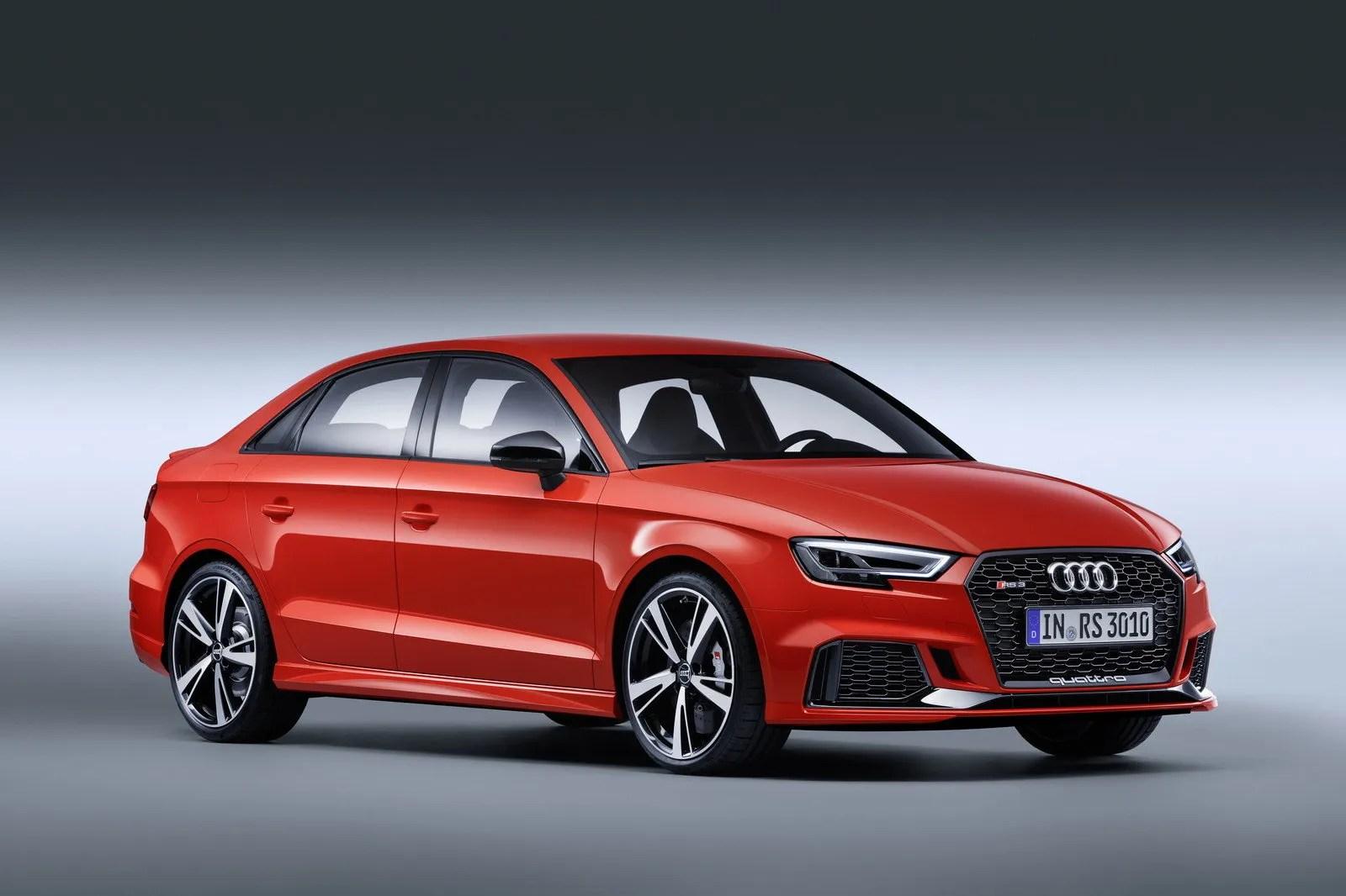 2018 Audi Rs3 Sedan  Picture 690334  Car Review @ Top Speed