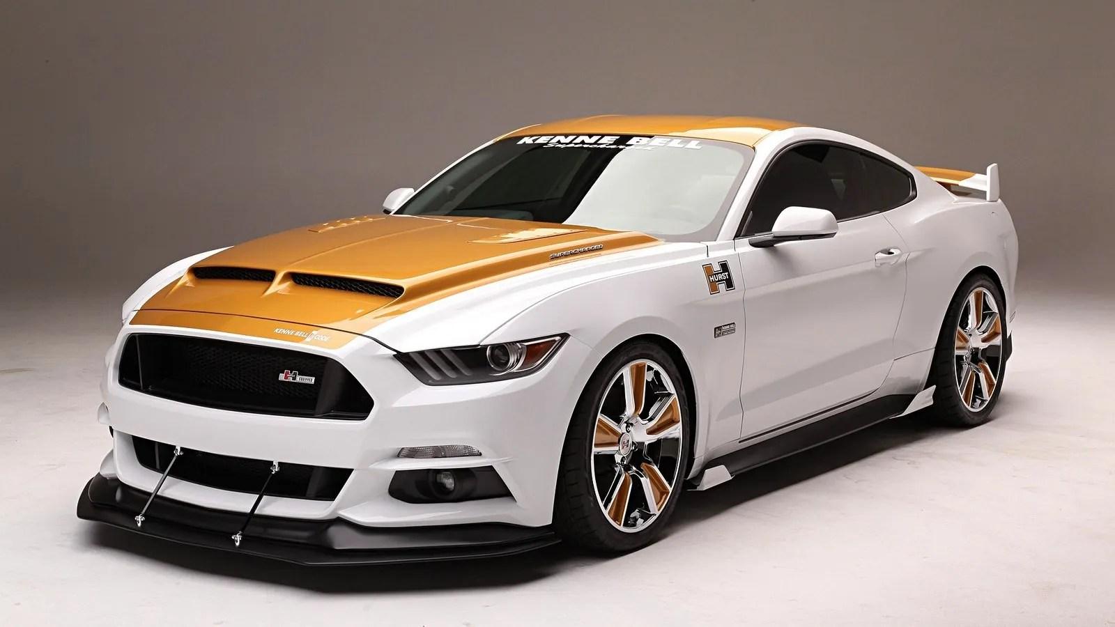 2017 Hurst Kenne Bell RCode Mustang  Top Speed