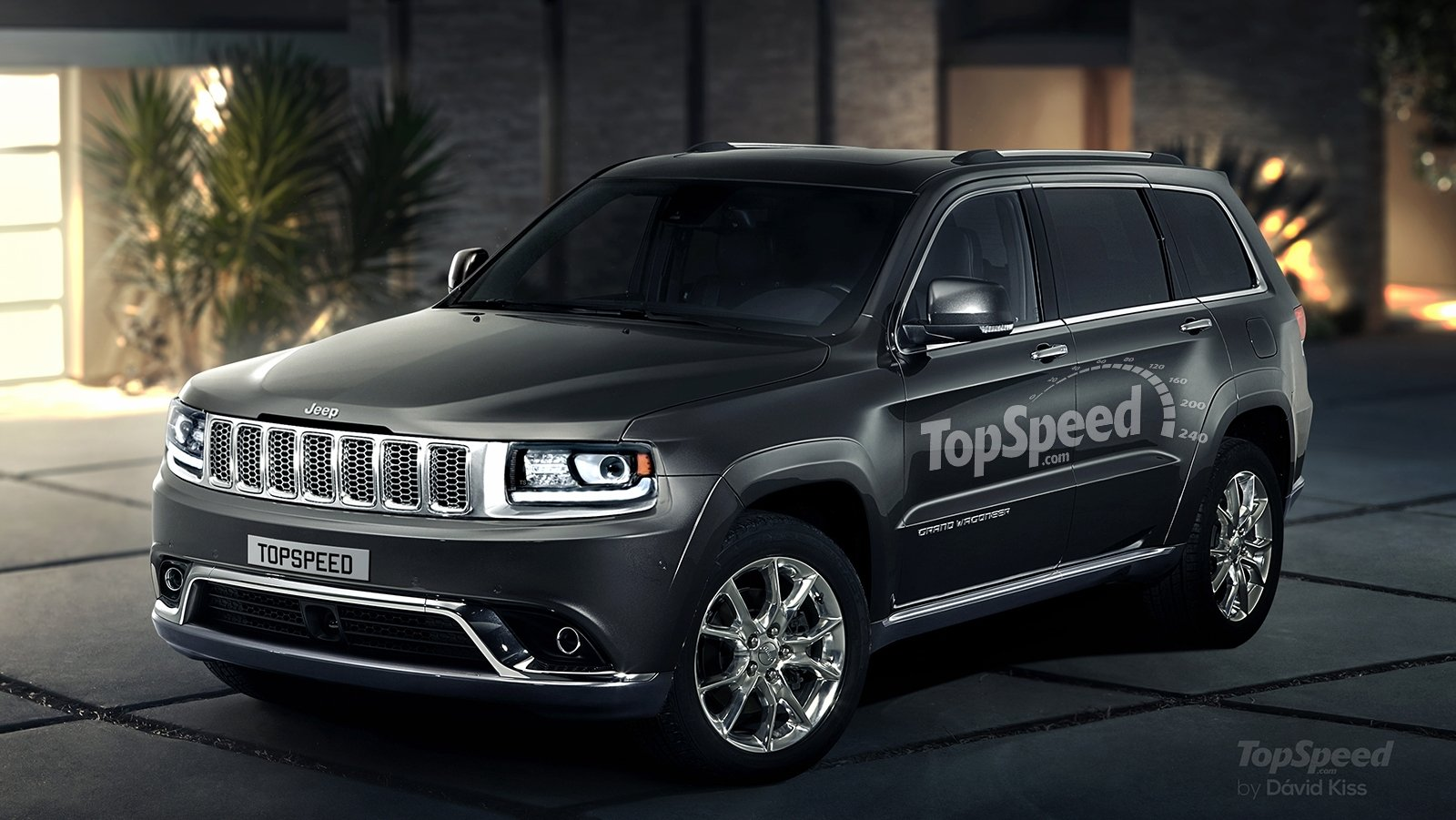 2017 Jeep Grand Wagoneer Top Speed