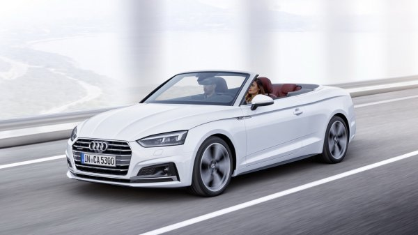 2017 Audi A5 Convertible 694458 Top Speed