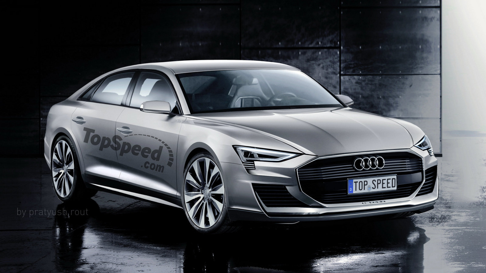 2020 Audi A9 E Tron Top Speed