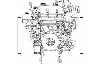 Vortec 4200 Engine Diagram