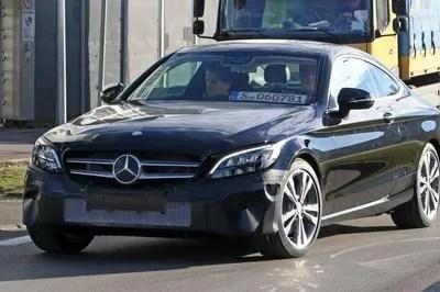 2018 Mercedes-Benz C-Class Coupe - image 699025