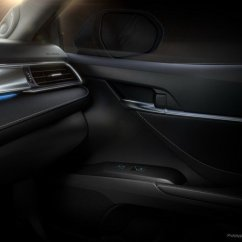 All New Camry 2018 Interior Spesifikasi Yaris Trd 2014 Toyota Top Speed High Resolution Image 700695