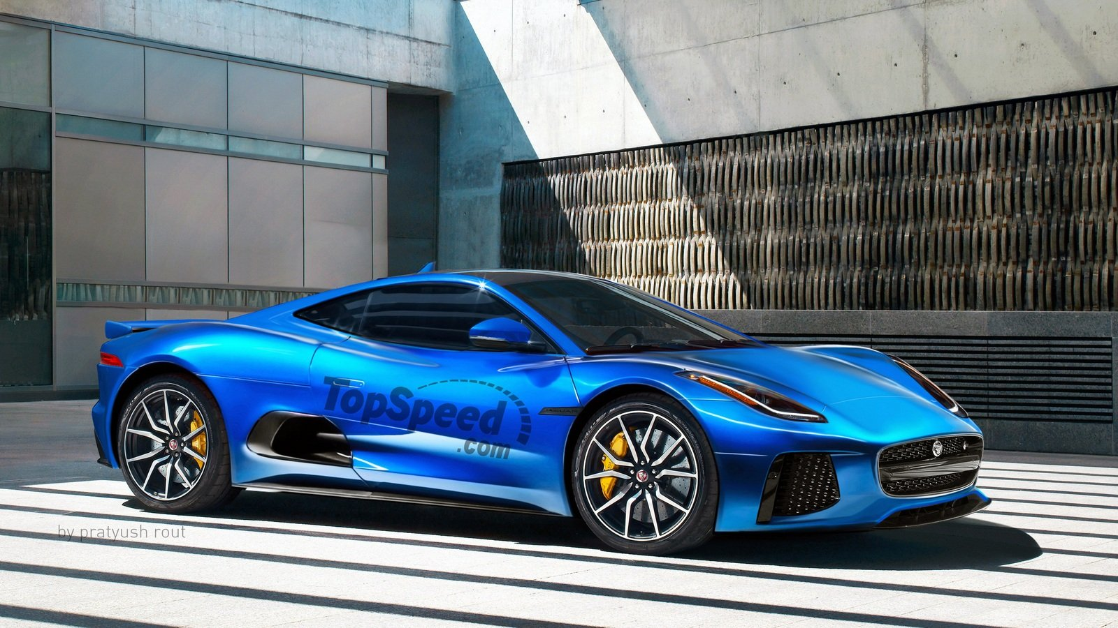 Jaguar J Type Review