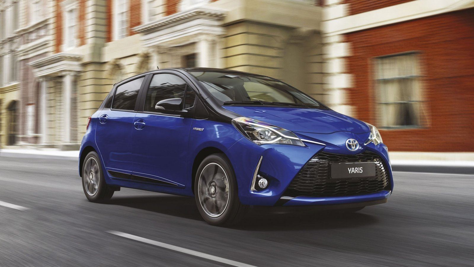 toyota yaris 2017 trd parts grand new avanza nebula blue demonstrates how auto turnover is