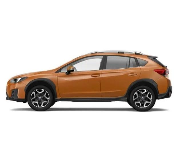 Subaru Xv Crosstrek High Resolution Exterior Image