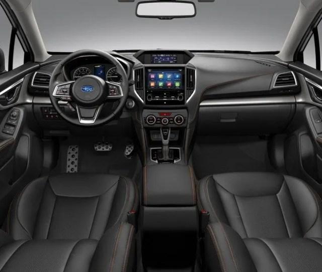 Subaru Xv Crosstrek High Resolution Interior Image