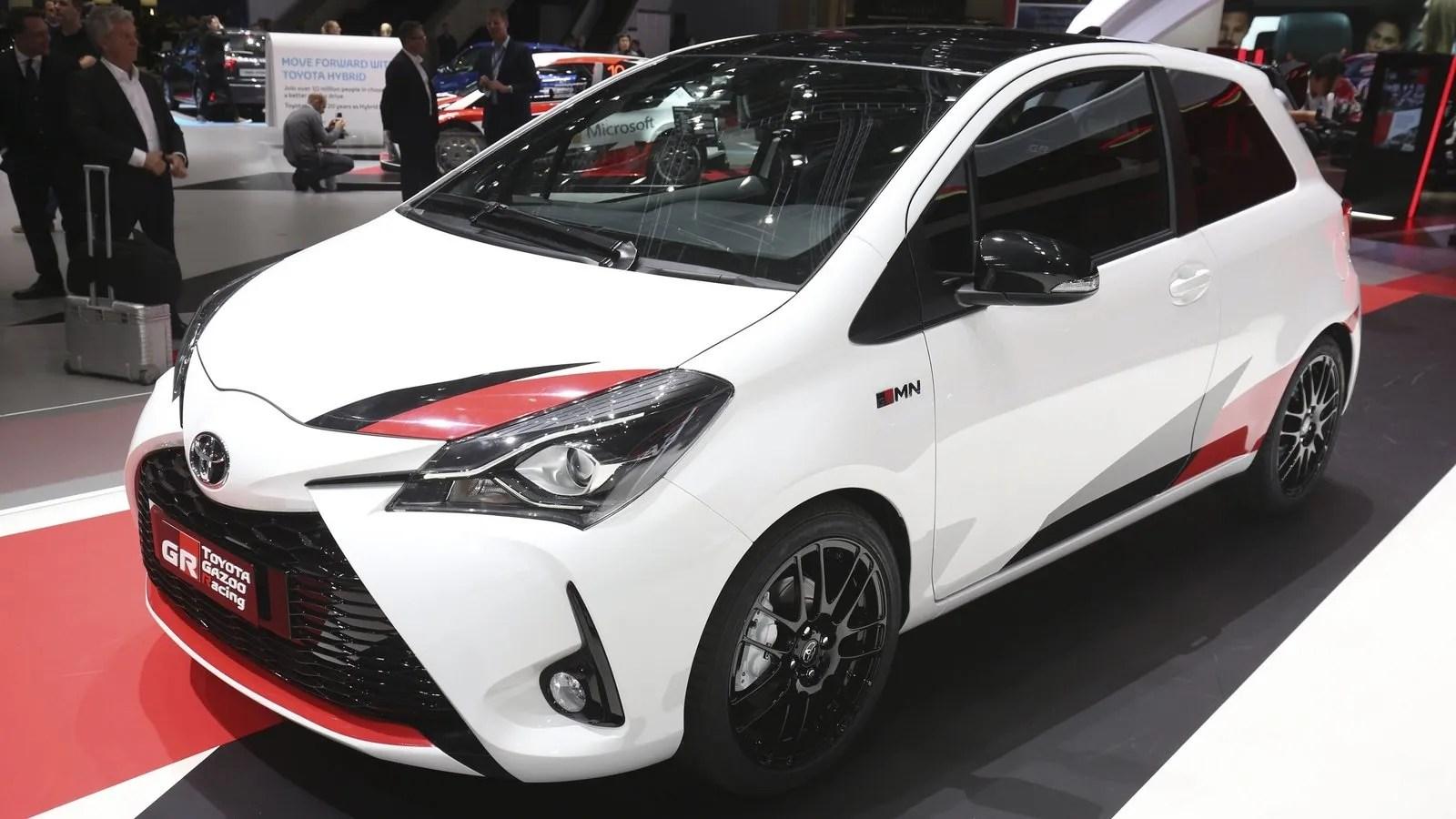 hight resolution of 2018 toyota yaris grmn top speed