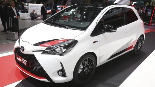 small resolution of 2018 toyota yaris grmn top speed
