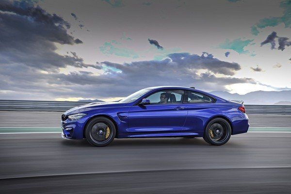 The Brand-New BMW M4 CS Is a GTS without the Big Wing