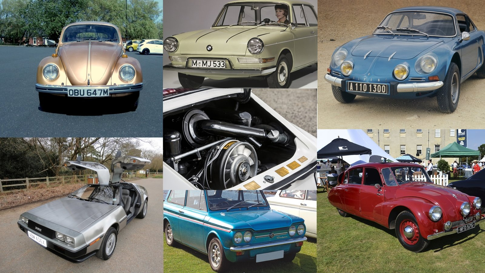 hight resolution of 10 rear engined cars that aren t a porsche 911 top speed