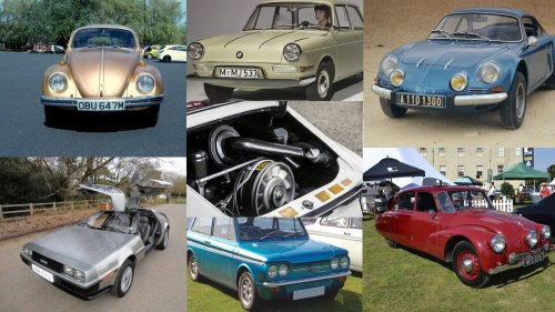 small resolution of 10 rear engined cars that aren t a porsche 911 top speed