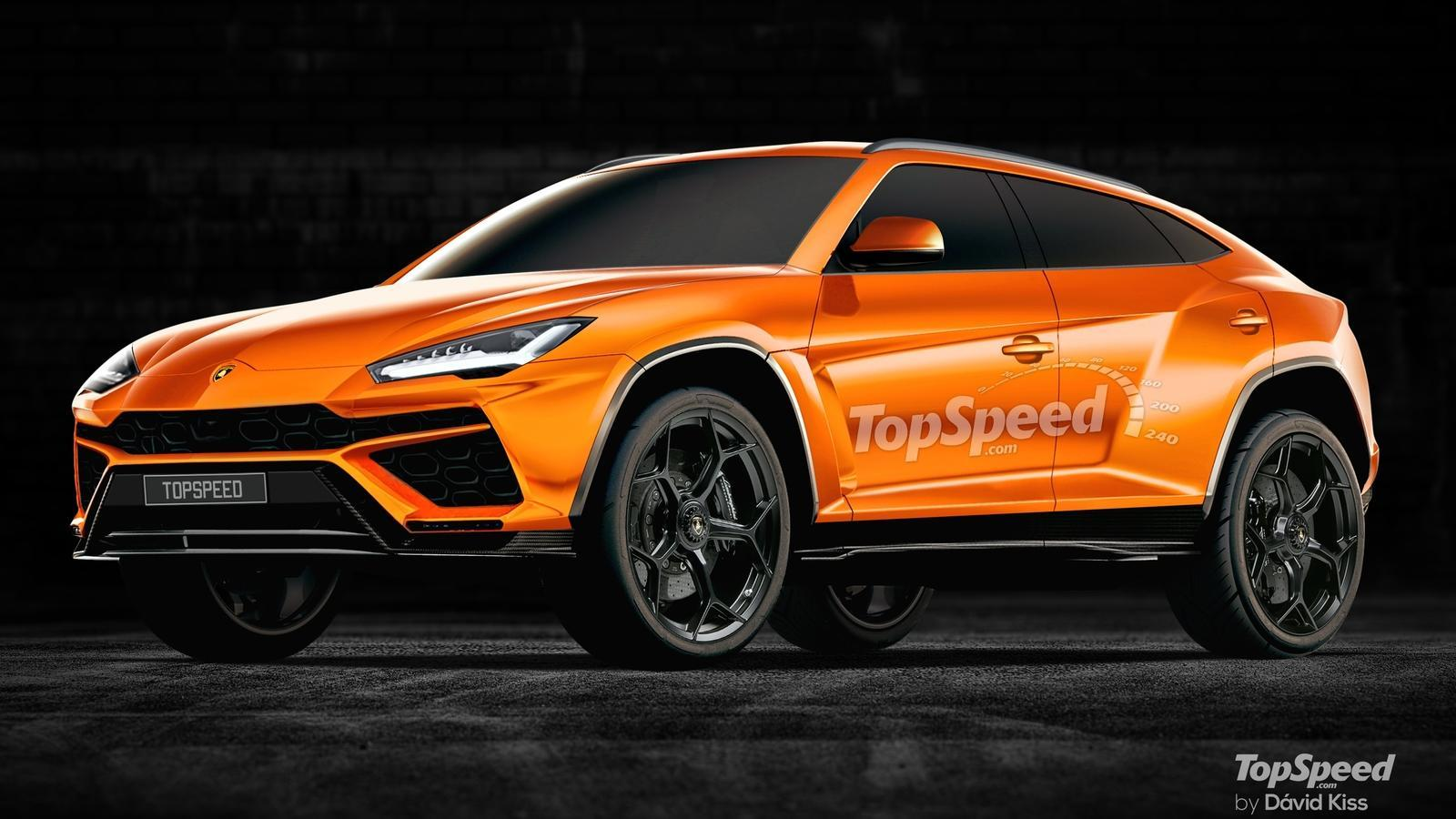 Lamborghini S Urus Suv Will Pack 650 Horsepower Top Speed