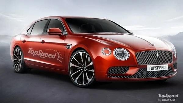 2019 Bentley Flying Spur Review Top Speed