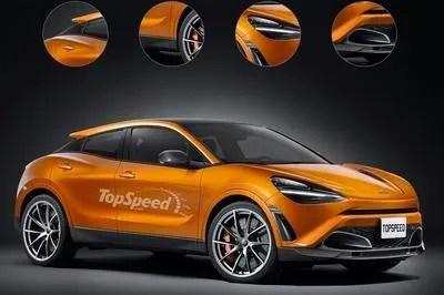2020 McLaren SUV - image 721467