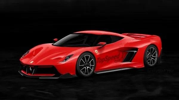 2021 Ferrari Laferrari Successor Review Top Speed
